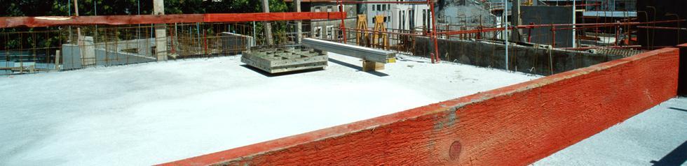 Etanchéité circulable pour terrasse et balcon.
