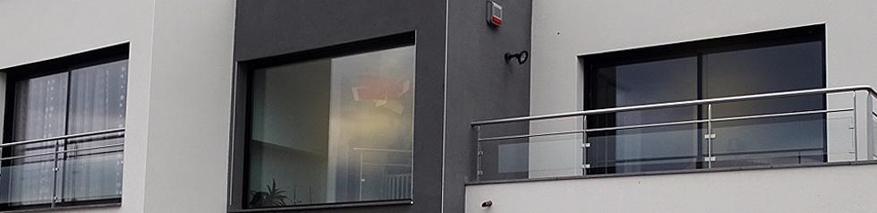 Résine thermique isolante et décorative spéciale façade et toiture.